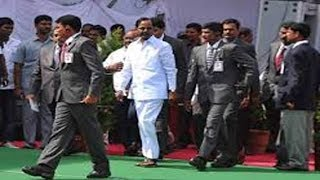 Telangana CM KCR Gets Z+ Category Security || Sakshi TV thumbnail