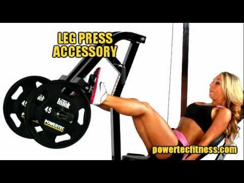 2011 Official Powertec Workbench Machine Accessories Promo