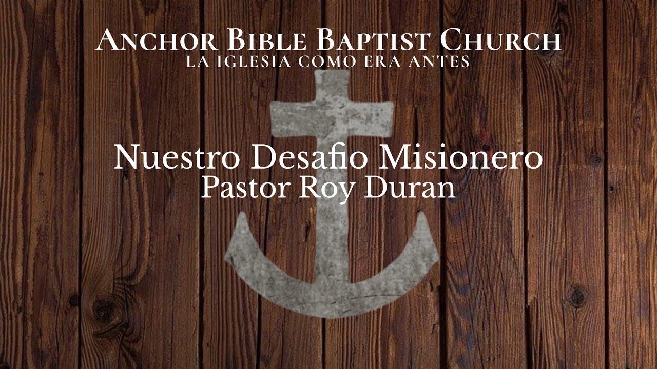 Nuestro Desafio Misionero