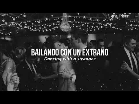 Sam Smith, Normani - Dancing With A Stranger (Lyric) (Letra En Inglés Y Español)