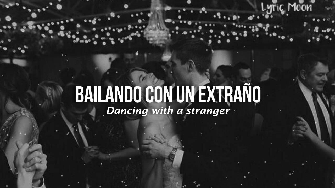 Sam Smith, Normani - Dancing With A Stranger (Lyric) (Letra en inglés y español) image