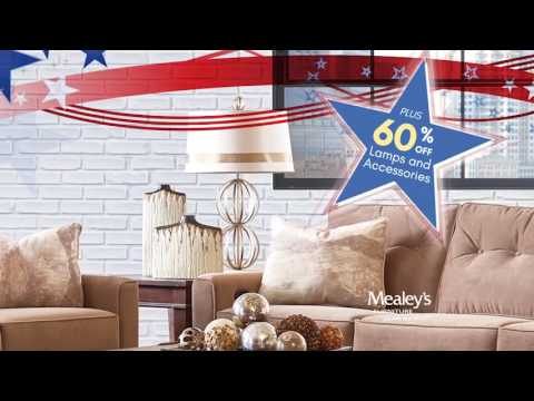 Mealeys Furniture Labor Day Sale 2016