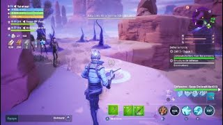 Bug with adventurers! Fortnite