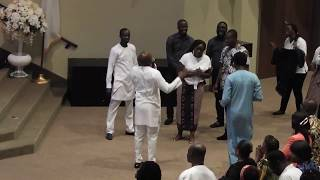 Prophet Nanasei Opoku -Sarkodie ... 2019 Fire Conference All Night