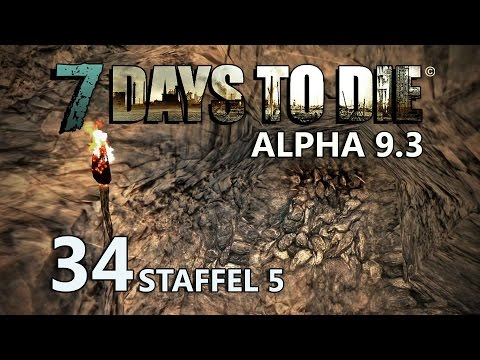7 Days to Die #34 - Geliebtes Blei [Staffel 5] [Gameplay German Deutsch] [Let's Play]