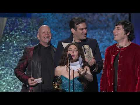 Opium Moon Wins Best New Age Album | 2019 GRAMMYs Acceptance Speech Mp3