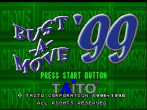PSX Longplay [389] Bust-A-Move '99