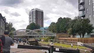 London - Canary Wharf, Limehouse, The Docklands (Part 1)