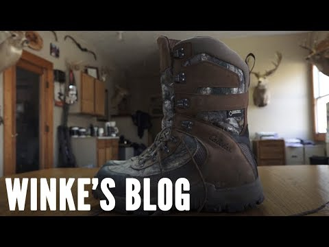 Winke's Blog: Best Hunting Boots | Midwest Whitetail