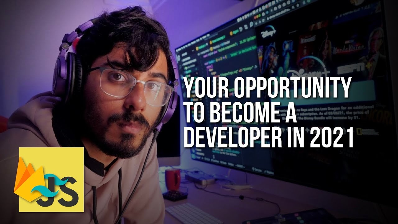 Your Opportunity to Become a Fullstack Developer in 2021
