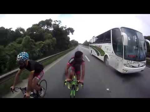 Bike Draft - 124 Km/h