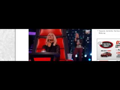 HQ] The Voice USA   Preston Pohl Electric Feel (Low)