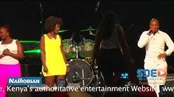 How Girls showcase their Big bum on Stage, Nakuru Kenya Part 2 Nairobian Take Over
