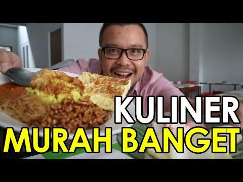 Di Jakarta Masih Ada Kuliner Murah Sarapan Pagi Nasi Kuning Cuma 10 ribu