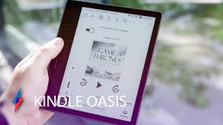Amazon Kindle Oasis 2 Hands-On - A Waterproof Kindle! | Trusted Reviews