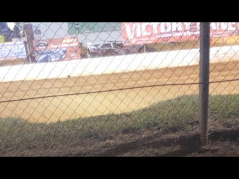 At Laurens County Speedway