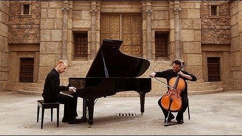 O come, O come, Emmanuel - (Piano/Cello) - The Piano Guys