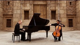 Repeat youtube video O come, O come, Emmanuel - (Piano/Cello) - ThePianoGuys