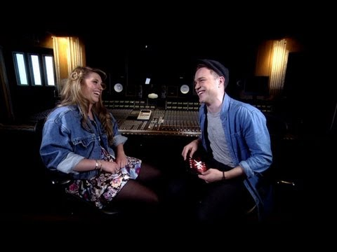 Olly Murs meets Ella Henderson - The Xtra Factor 2012