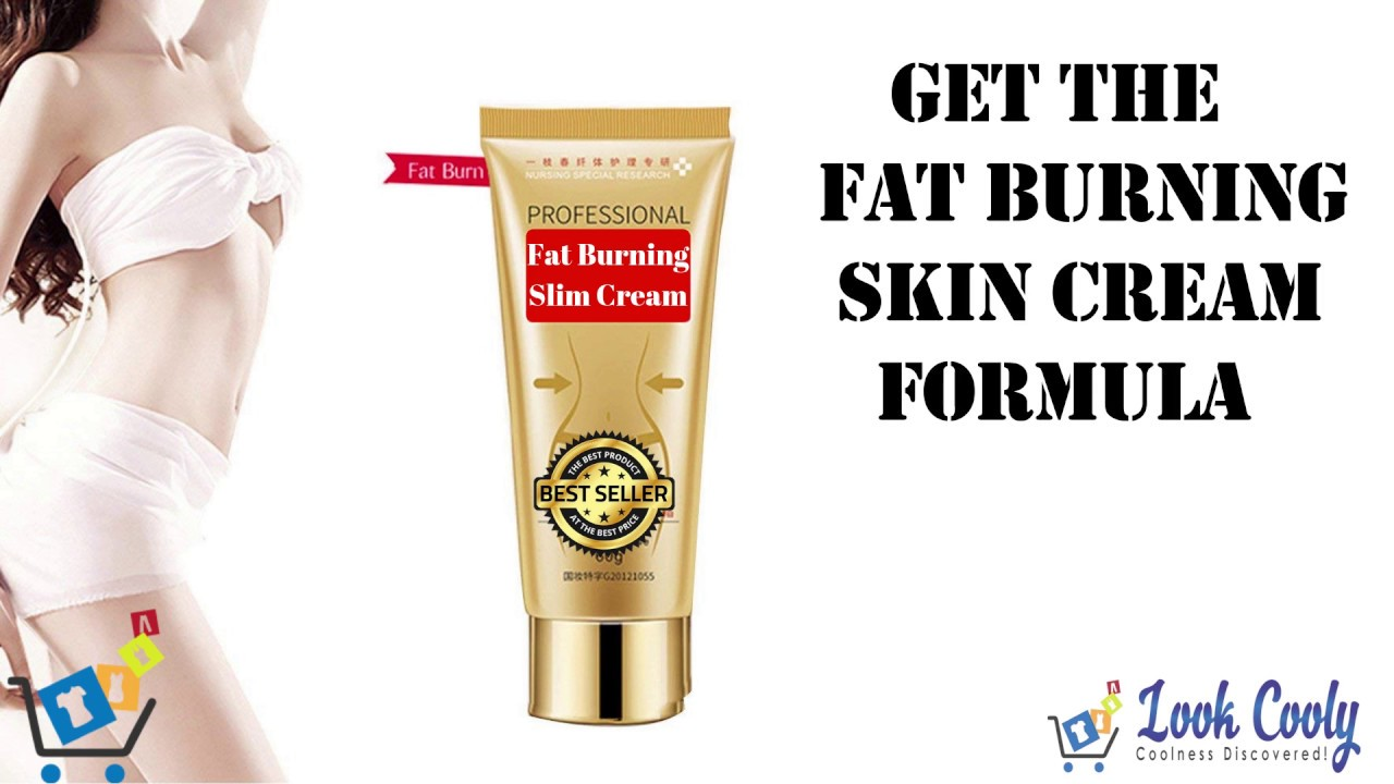 Fat Burning Slim Cream Formula