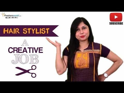 Job Roles For Hair Stylist –  Hair Dying,Hair Streaking,Hair Cutting