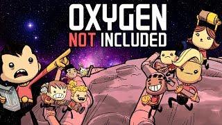 КИСЛОРОД В КОМПЛЕКТ НЕ ВХОДИТ - oxygen not included 2