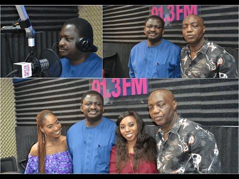 Femi Adesina & Dede Mabiaku on Lagostalks 91.3 FM FULL INTERVIEW