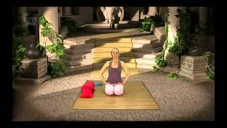 Йога при шейном остеохондрозе(Йога при шейном остеохондрозе. Йога для видео уроки для похудения. Йога универсальная. Йога при беременност..., 2015-11-09T19:23:52.000Z)