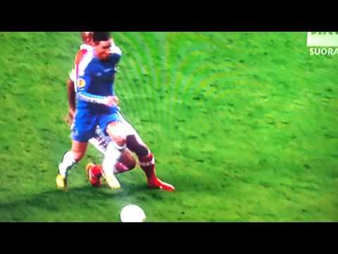 Benfica vs Chelsea 0-1 Torres Goal!