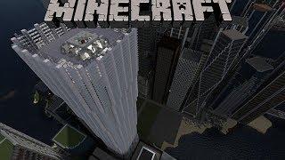 Minecraft Creations: Zen China Tower Showcase - Download Map