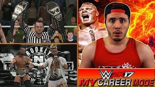 "WWE 2K17 My Career Mode ""NXT TAG TEAM TITLE MATCH!!!"" (WWE 2K17 My Career Part 18)"