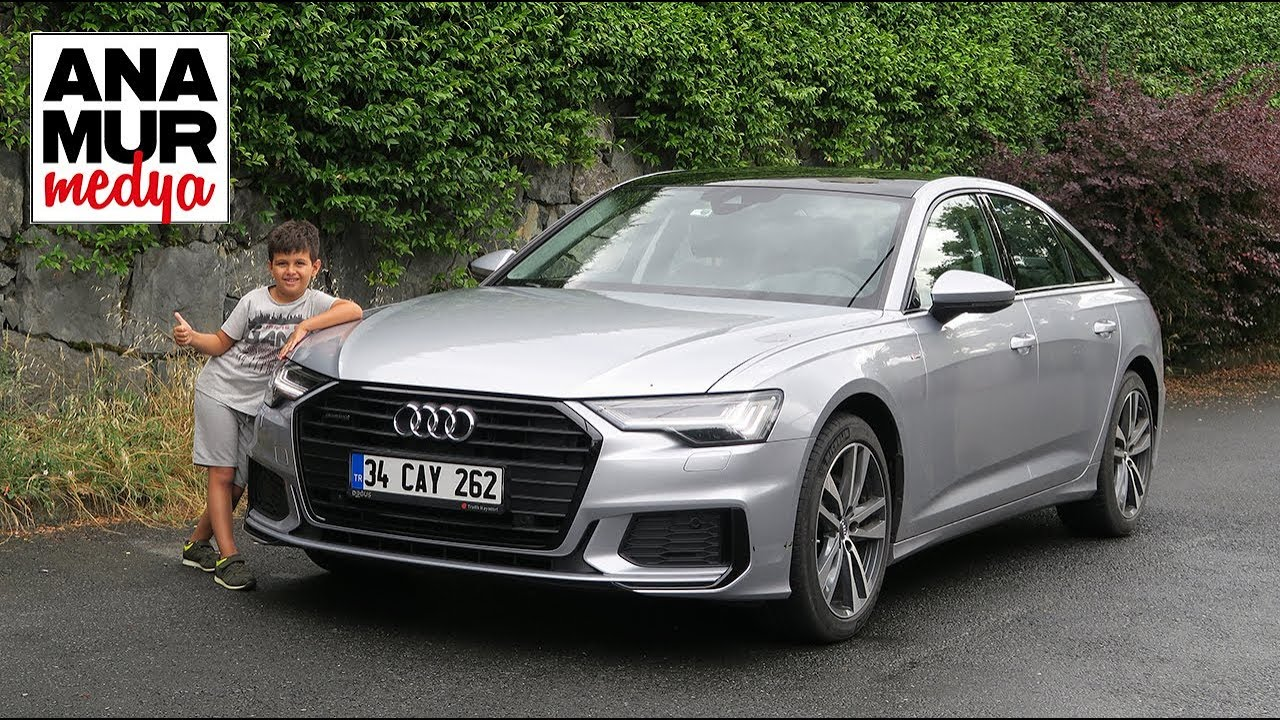 Audi A6 Sedan 2019 Baba Oğul Test