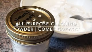 All Purpose Cleaning Powder | Comet Copycat