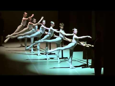 """Tallinna Balletikool. """"Klass-etüüd"""""""