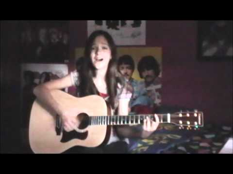 We Can Work It Out - The Beatles, Cover By: Amber Galvano