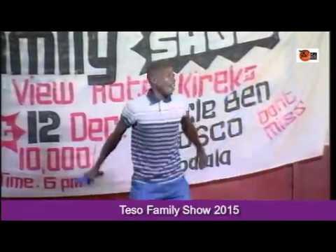 TESO FAMILY SHOW 2015