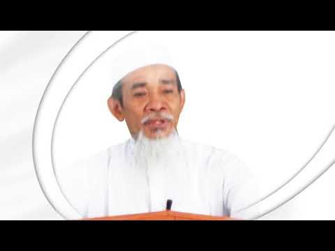 Nasihat Pernikahan AG.H. Abd. Wahab Zakariya, M.A.