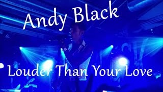 Andy Black-Louder Than Your Love [Live in Houston]