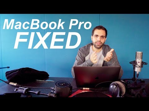 """16"""" MacBook Pro - THE FIX we have been waiting for"""