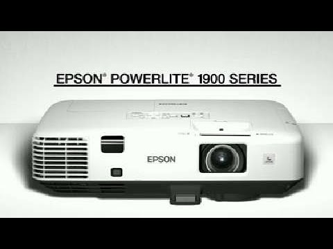 Epson 1900 Projector Series | Take the Tour