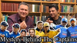 Dhoni to Kohli | McCullam to Williamson | Root to Morgan | Dr.Nauman Niaz | BolWasim |