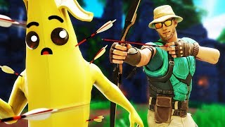 PEELY GETS HUNTED BY A NOOB | A Fortnite Film