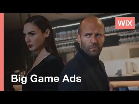Wix Reveals the First Spot for the 2017 Big Game