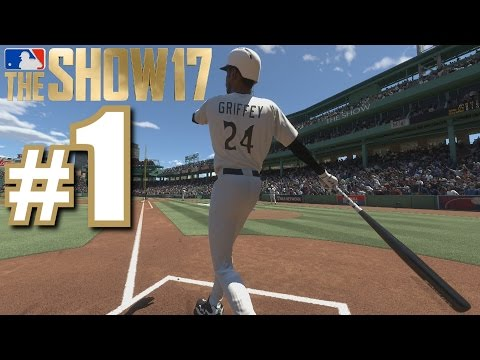 BEST WAY TO START THIS SERIES! | MLB The Show 17 | Diamond Dynasty #1