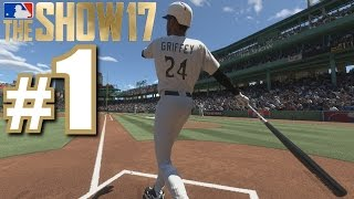 BEST WAY TO START THIS SERIES! | MLB The Show 17 | Diamond Dynasty #1 thumbnail