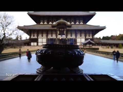 Kansai (関西) Introduction Video - Welcome Kansai