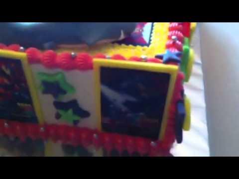 Animal kaiser birthday cake YouTube