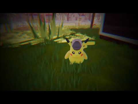 MY NEW NEIGHBOR IS DETECTIVE PIKACHU - Hello Neighbor Mod