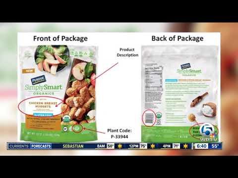 Deanna King - Perdue Recalls Chicken Nuggets Due to Contamination