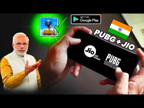 PUBG IND🇮🇳 ( PUBG + JIO ) PUBG MOBILE PARTNERSHIP WITH JIO ( Mukesh Ambani ) PUBG UNBAN IN INDIA😍